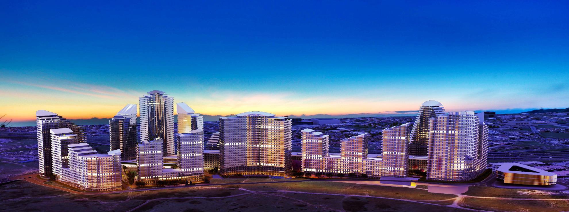 Ankara Batışehir Ticaret Merkezi ve Butikşehir Oluyor