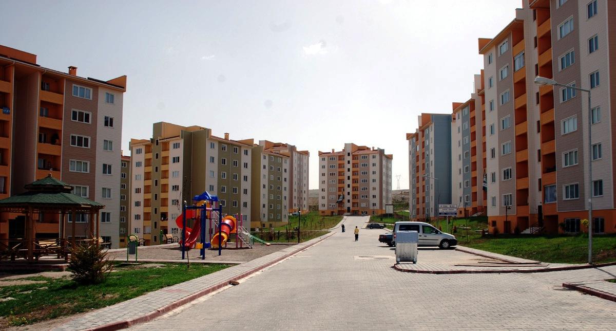 Konya Tokiler 11 Mayıs 2017'de Sahiplerini Buluyor