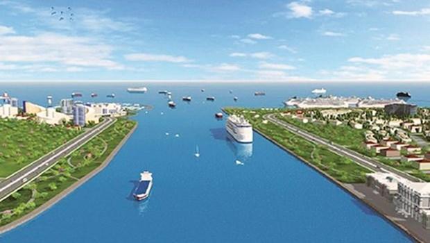 Kanal İstanbul Projesi Gün Yüzüne Çıkıyor