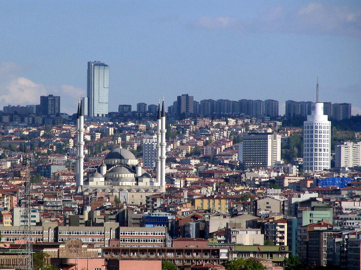 Ankara İlçe Bazında Konut Satış Oranları