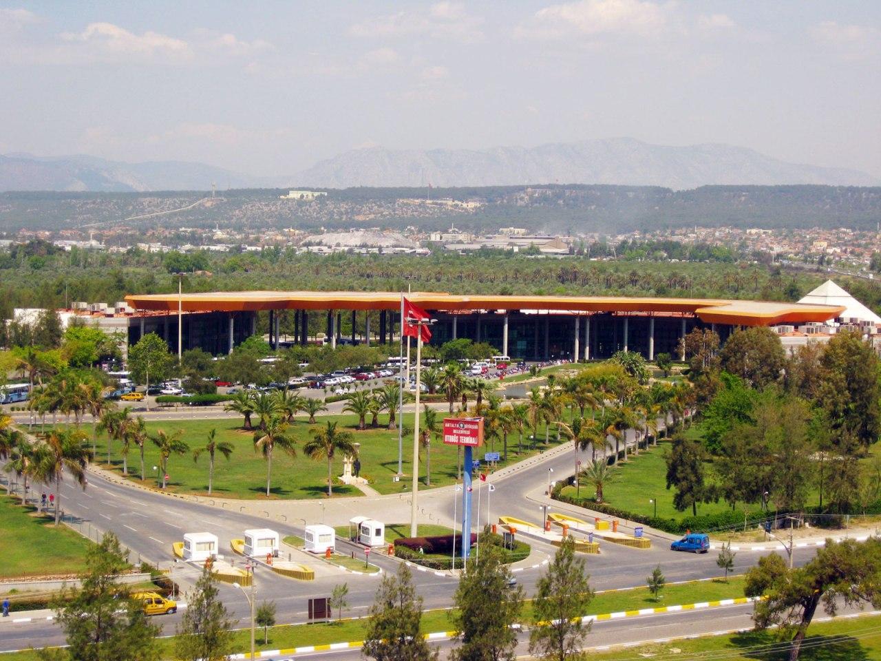 Antalya'da Satılık Otogar Arazisi