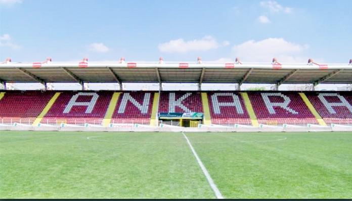 Ankara 19 Mayıs Stadyumu Yıkılıyor