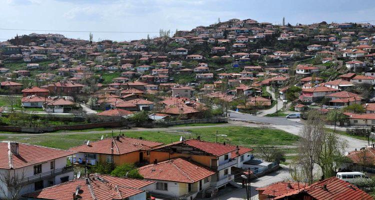 Ankara Altındağ Örnek Mahallesi Kentsel Dönüşüm Başladı