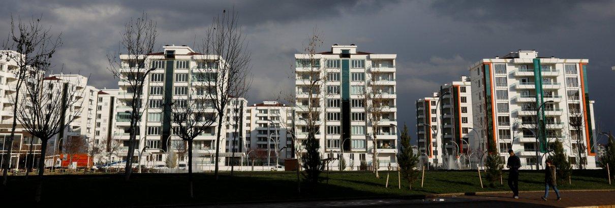 Ankara Çankaya 129 Adet Lojman Satışı