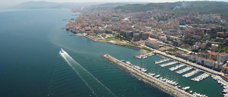 Bursa Mudanya İlçesinde Zeytinlikler İmara mı Açıldı