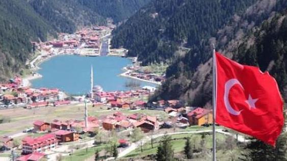 Trabzon'da 48 Kaçak Yapı Yıkıldı 17 Yapının da Yıkımı Kısmen Tamamlandı