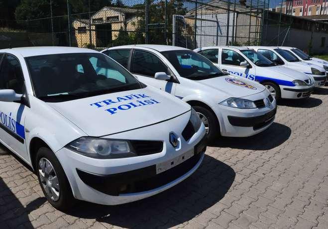 Ankara Emniyet Müdürlüğü Ömrünü Tamamlamış Araçlarını Satıyor