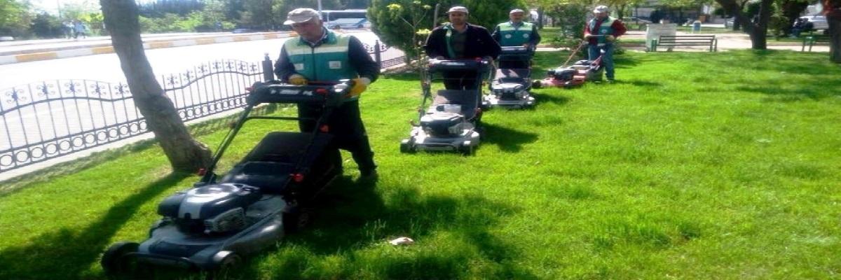 Adıyaman Altınşehir Yürüyüş Parkı Projesi Tamamlanıyor