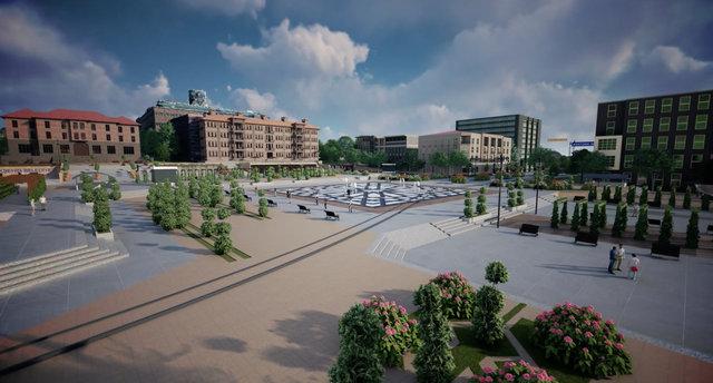 Ankaranın Yeni Ulus Meydanı Projesi Çalışmaları Başlıyor