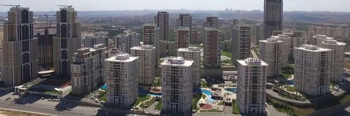 Başakşehir Belediyesi Konut Alanlarını Satışa Çıkarıldı