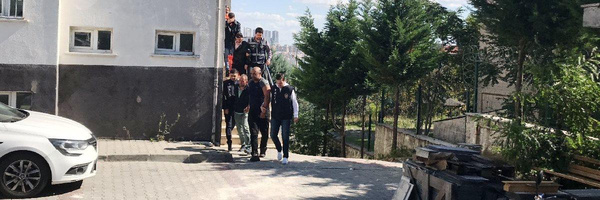 Esenyurtta Enerji Emlak Dolandırıcıları Tutuklandı