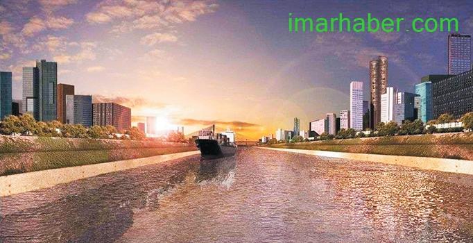 Kanal İstanbul'a Yeni Şehir Kuruluyor