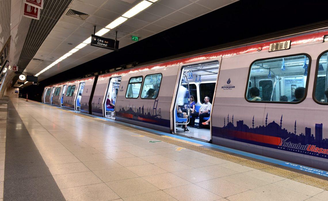 Ümraniye Ataşehir Göztepe Metro Hattı Son Durum