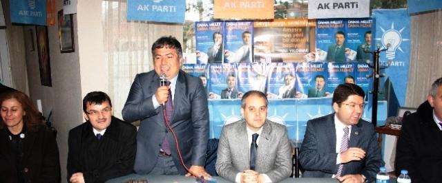Akp Amasra Belediye Başkan Adayı Resmileşti