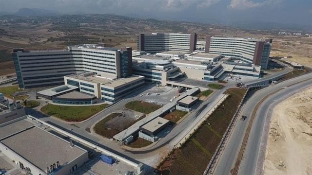 Bilkent Şehir Hastanesi Aralık Sonunda Açılıyor