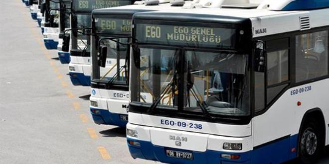 Ankara EGO Otobüslerine Şarj İmkanı Tanıyan Cihazlar Monte Ediyor