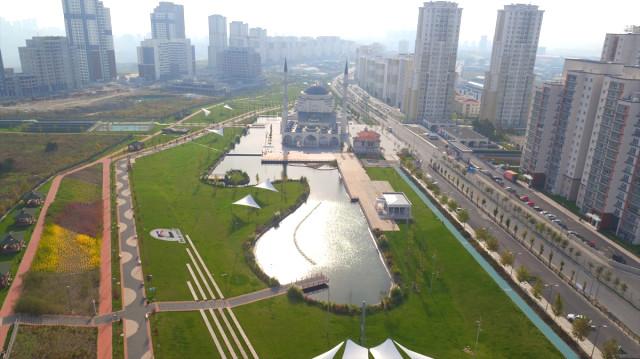 İstanbul'un Millet Bahçeleri Nerede