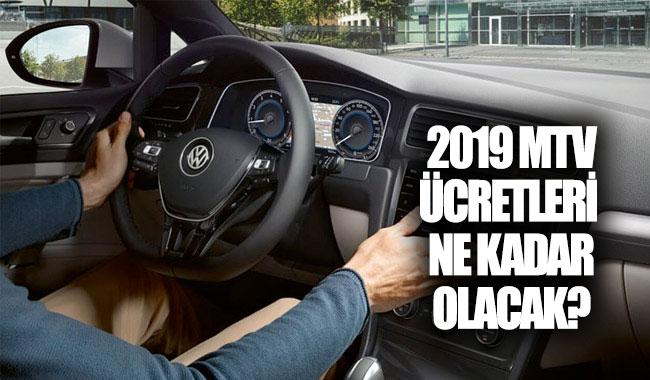 2019 Yılı MTV Zammı Ne Kadar Oldu?