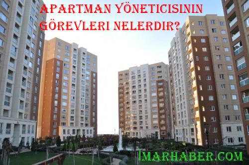 Apartman Yöneticisinin Görevleri Nelerdir?