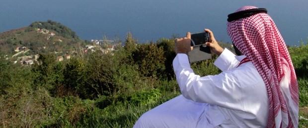 Araplar Karadeniz'de Konut Ve Fındık Bahçesi Alıyor