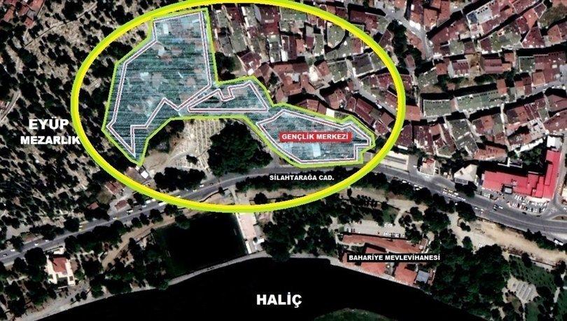 İstanbul Haliç'teki Gecekondular Yıkılacak