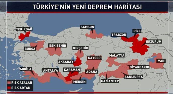Balıkesir İstanbul ve Yunanistan'da Depremler Devam Ediyor