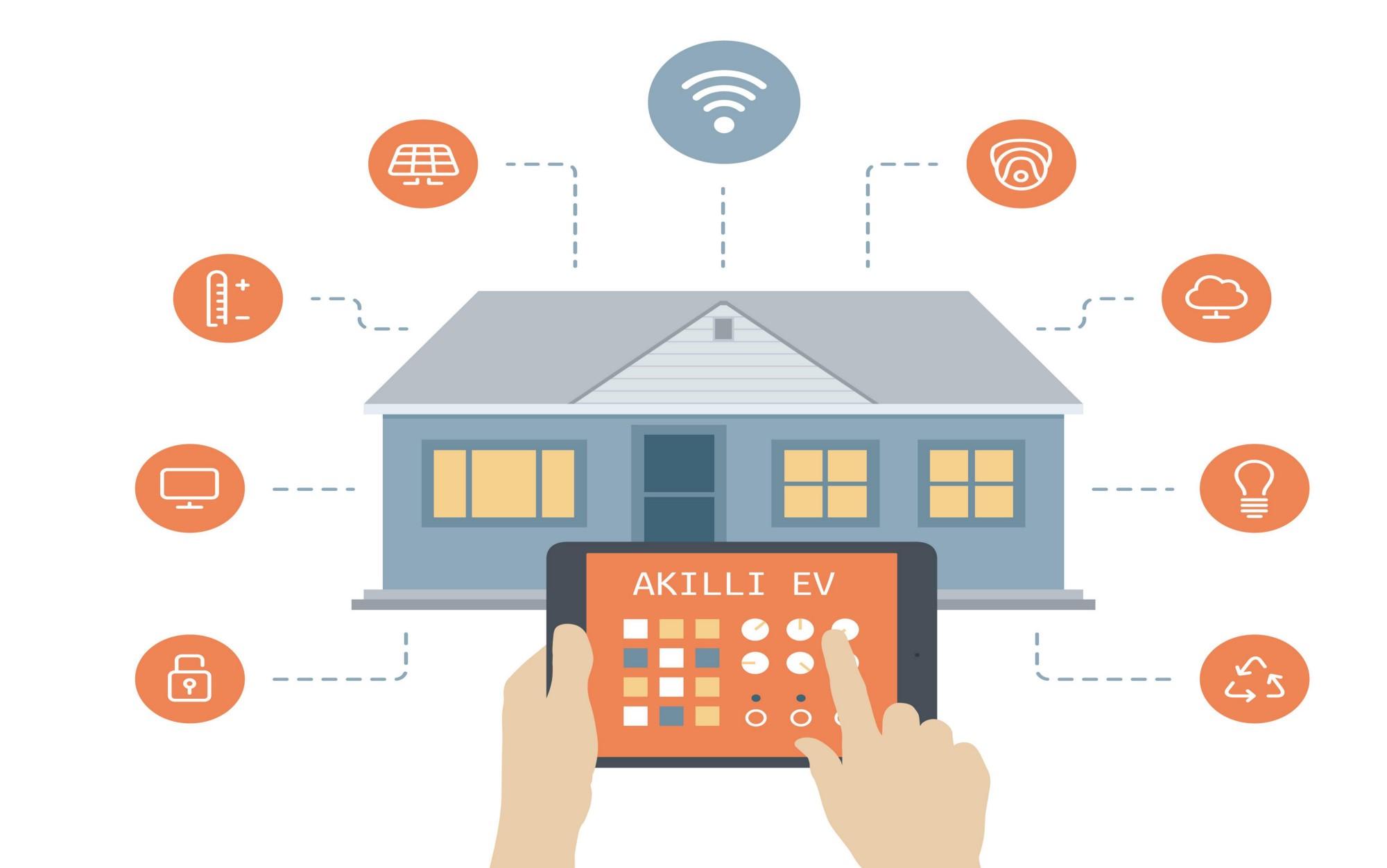 Akıllı Ev Sistemleri Hakkında Bilinmesi Gerekenler