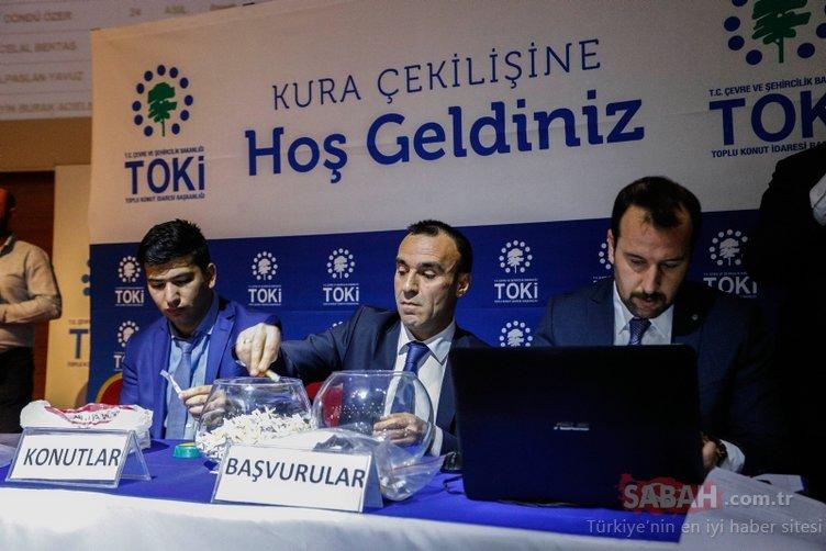 TOKİ İstanbul Kuraları Başlıyor