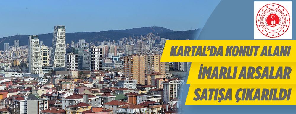 İstanbul Kartal Milli Emlaktan Satılık Arsalar