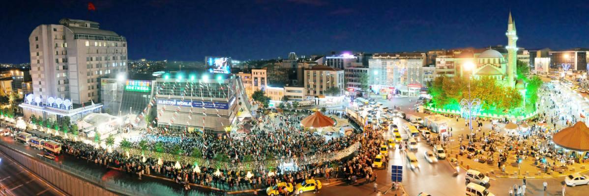 Gaziosmanpaşa Kentsel Dönüşümü Yıl Sonunda Bitiyor