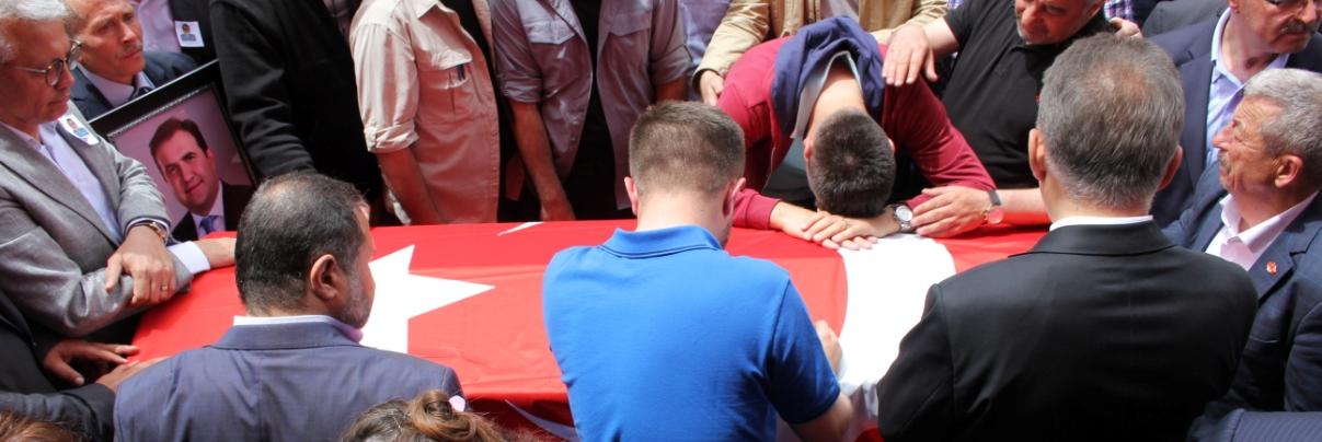 Konya Doğanhisar Belediye Başkanı Öldürüldü