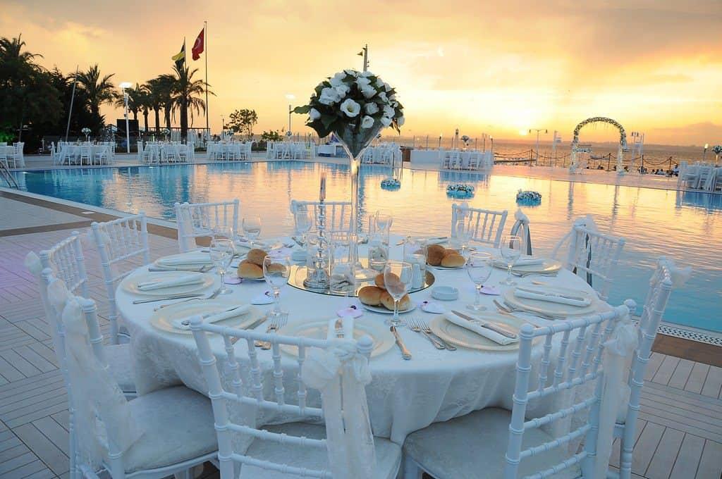 İstanbul'da En Popüler Tarihi Düğün Mekanları