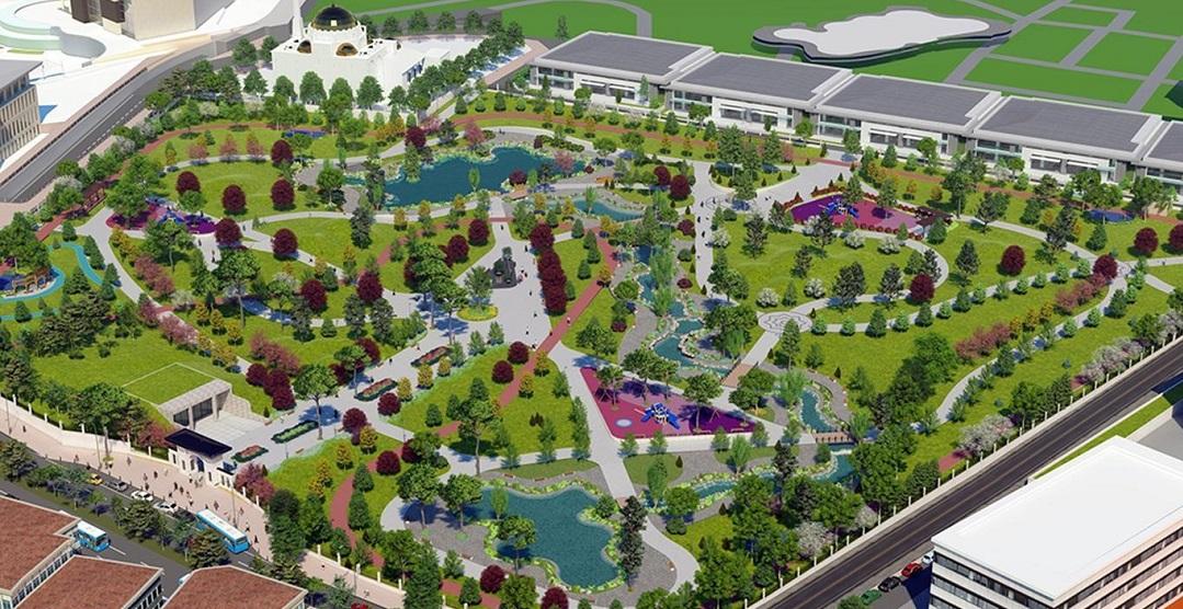 Avrupa'nın En Büyük Parkı Ankara'ya Yapılıyor