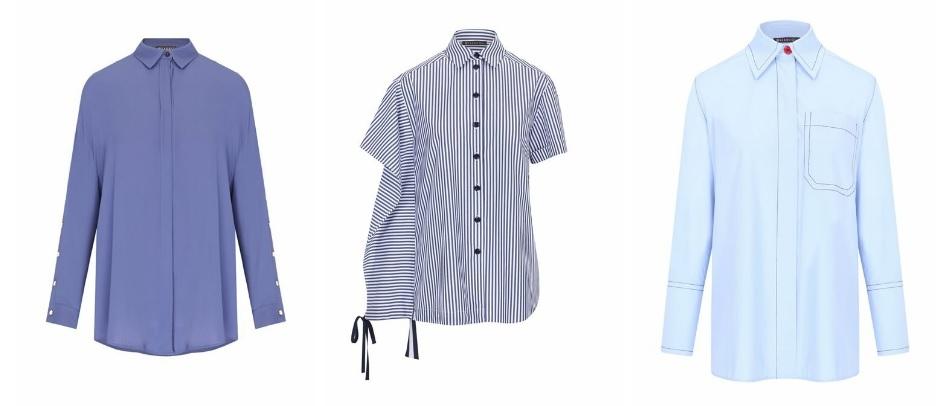 Elegan Bir Silüete Vurgu Yapan Gömlekler