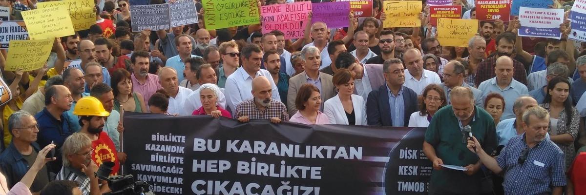 Kayyum Atanan Belediyelerin Tam Listesi
