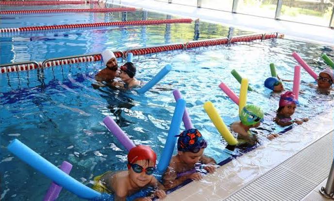 Çankaya'ya İkinci Kapalı Yüzme Havuzu Yapılıyor