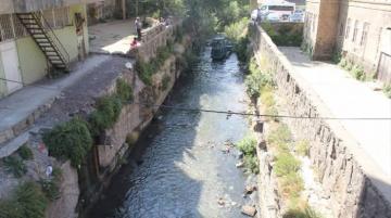 Bitlis Deresi Çevre Düzenlemesi Yapılıyor