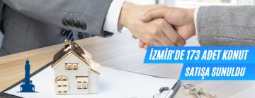 İzmir Büyükşehir Belediyesi Tarafından 173 Adet Dairenin Satış İhalesi Yapılacaktır