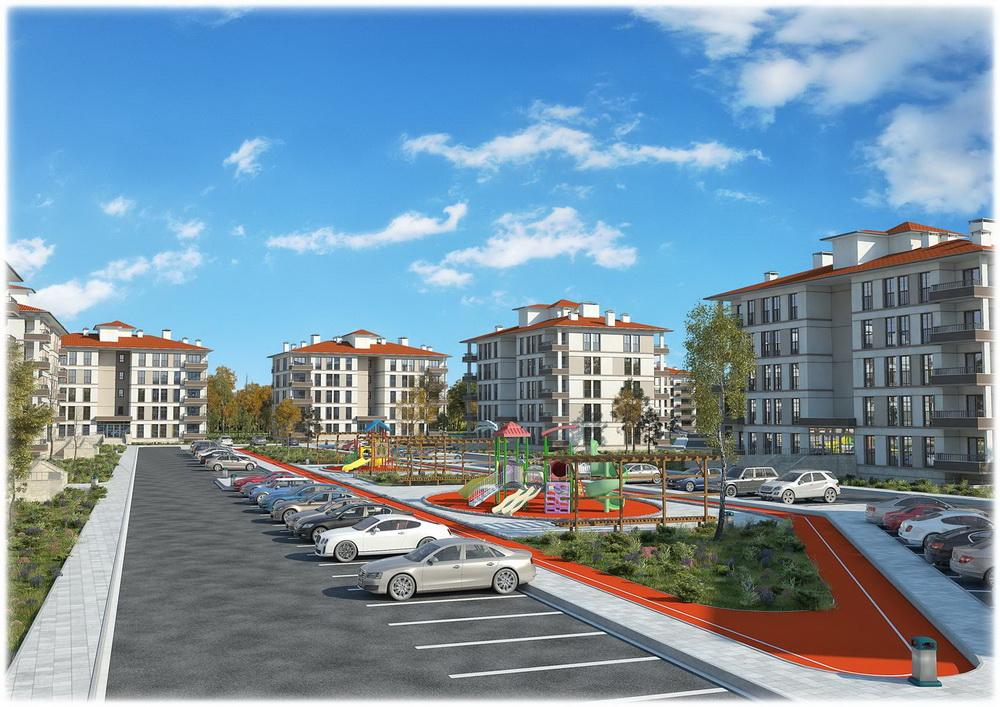 Toki Kırşehir Kındam'da 258 Konut Yapılacak
