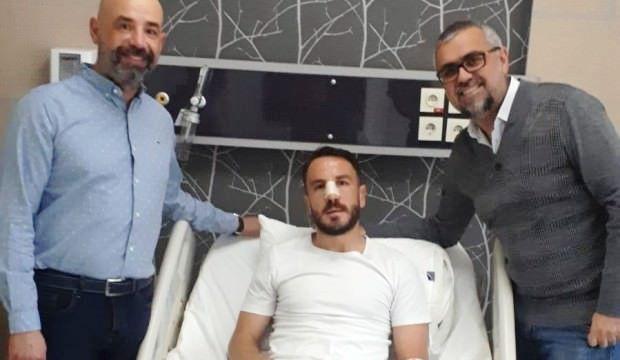Konyasporda Beşiktaş Maçı Öncesi Sakatlık