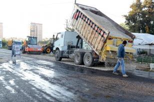Antalya Belediyesi Alt Yapı Sonrası Hızlı Asfalt