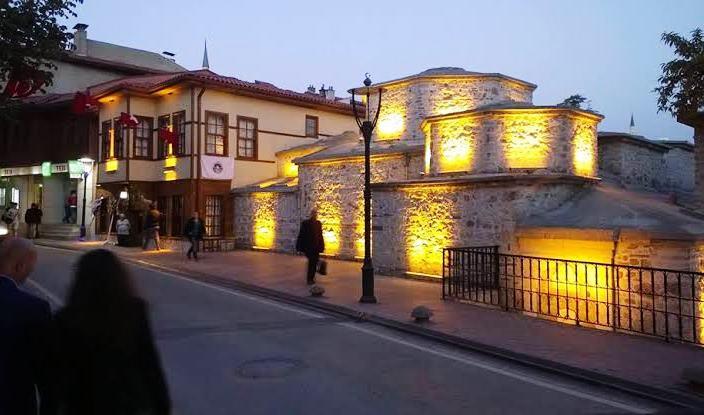 Bartın'da 130 Yıllık Hamam Turizme Kazandırılıyor