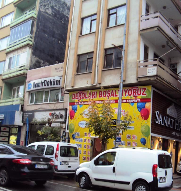 Bursa'da Satışa Çıkan Lojman İhaleleri