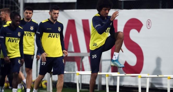 Fenerbahçe, Yeni Malatyaspor maçı hazırlıklarını sürdürdü