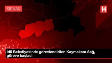 İdil Belediyesine Kaymakam Belediye Başkan Vekili Olarak Atandı