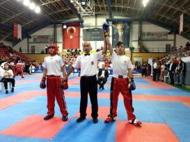 Kick Boks Turnuvaları Sakarya'da