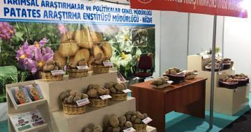 Niğde-Milli Patatesler Özel Sektöre Devredildi