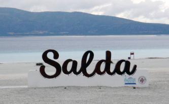 Salda Gölüne Girilmesi Yasaklandı