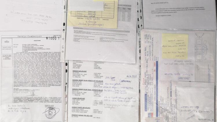Uluslararası Sigorta Dolandırıcıları Yakalandı