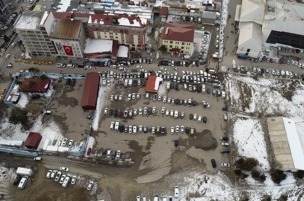 Van Devlet Hastanesi Arsası Satışta